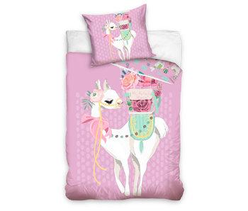 Oh La La La Llama (Pink)