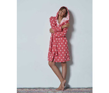 PiP Studio Badjas Leaf Me (Pink)