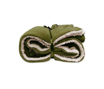 Unique Living Plaid Lars (Avocado Green)