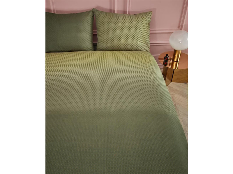 Kardol Kardol dekbedovertrek Domus (Green)