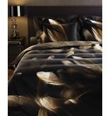 Heckett & Lane Heckett & Lane dekbedovertrek Deva (Golden Black)