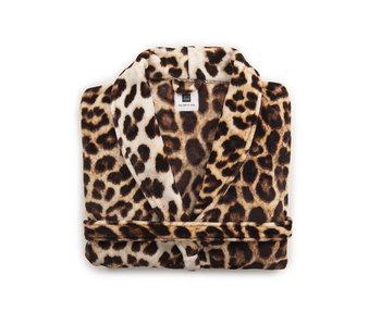 Zo! Home Badjas Leopard (Brown)