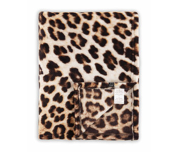 Zo! Home Plaid Leopard (Brown)