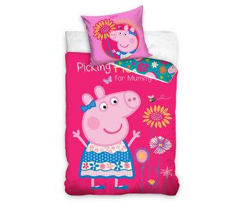 Peppa Pig Flowers (Pink)