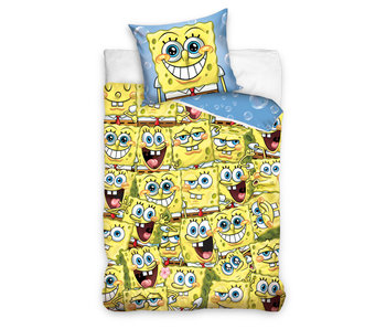Spongebob Faces Everywhere (Yellow)