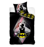Batman Batman dekbedovertrek Dark Knight (Zwart)