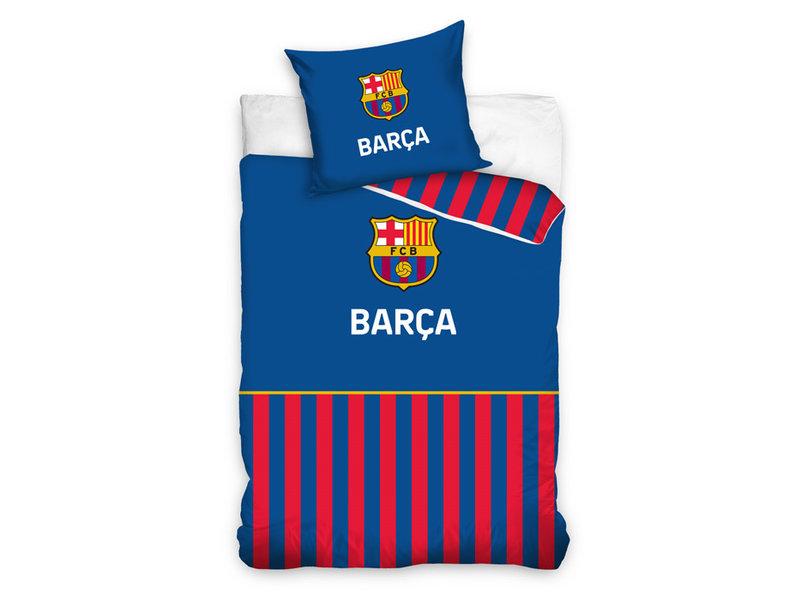 FC Barcelona FC Barcelona dekbedovertrek BARCA (Blue/Red)