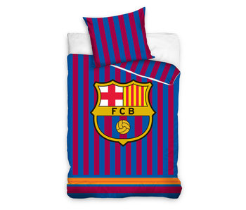 FC Barcelona Striped (Red/Blue)