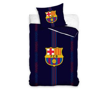 FC Barcelona Barca Logo (Dark Blue)