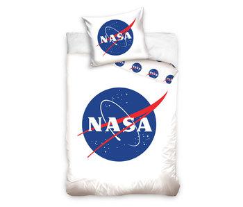 NASA Logo (White)