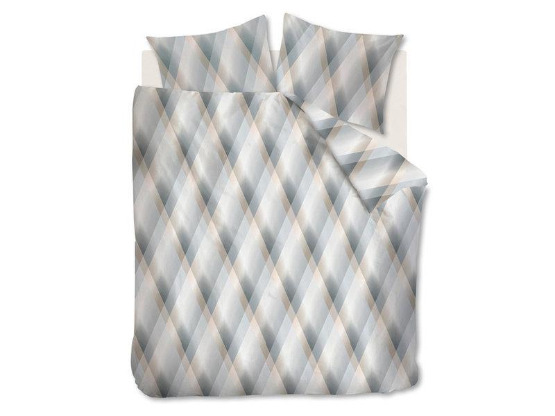 Beddinghouse Beddinghouse dekbedovertrek Manu (Grey)