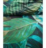 Beddinghouse Beddinghouse dekbedovertrek Botany (Green)
