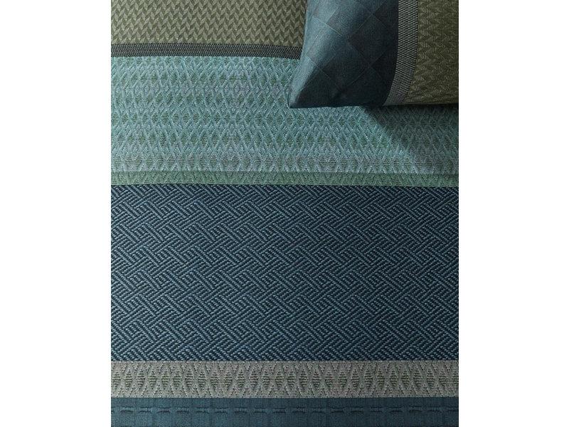 Kardol Kardol dekbedovertrek Observer (Blue Green)