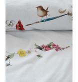 Marjolein Bastin Marjolein Bastin Flanel dekbedovertrek Flowery (White)