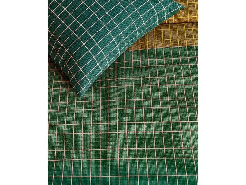 Beddinghouse Beddinghouse dekbedovertrek Ingo (Green)