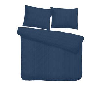 iSleep Satijnstreep (Donker Blauw)