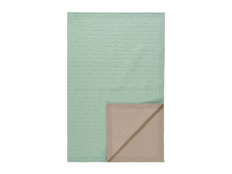 PiP Studio PiP Studio Quilt Leaves (Green)
