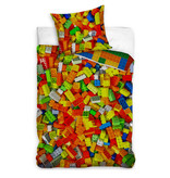 Dekbedovertrek Colorful Blocks (Multi)