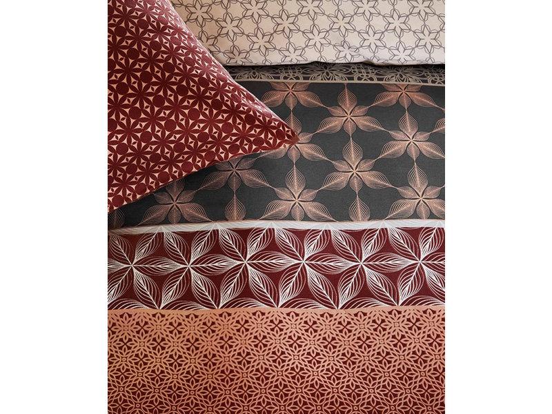 Beddinghouse Beddinghouse dekbedovertrek Densley (Red)