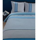 Beddinghouse Beddinghouse dekbedovertrek Joshua (Blue)