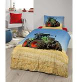 Good Morning Good Morning dekbedovertrek Tractor (Multi)
