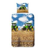 Good Morning Good Morning dekbedovertrek Farmer (Multi)