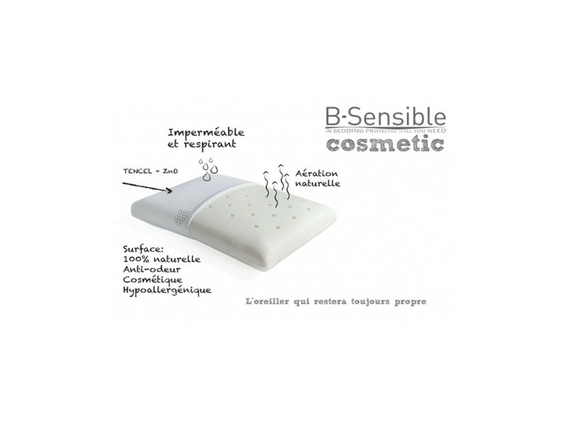 B-Sensible B-Sensible hoofdkussen Cosmetic (Zacht) 40x60