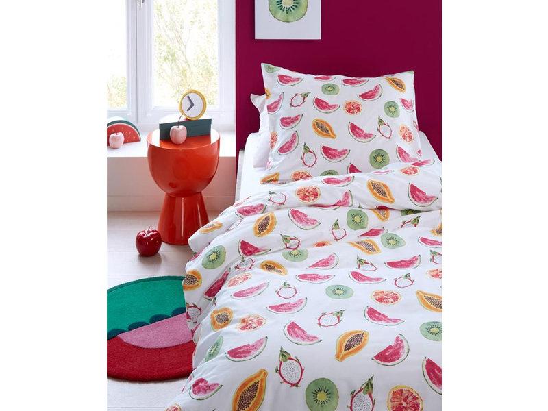 Beddinghouse Beddinghouse Kids dekbedovertrek Tutti Frutti (Multi)