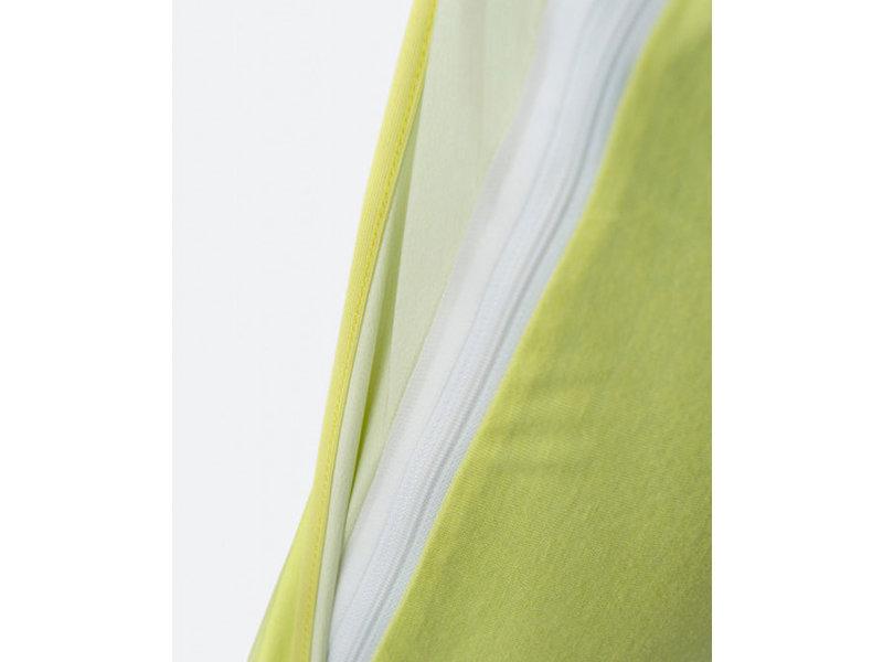 B-Sensible B-Sensible 2 in 1 waterdicht & ademend kussensloop + kussenbeschermer (Pistache Groen) - 60x70