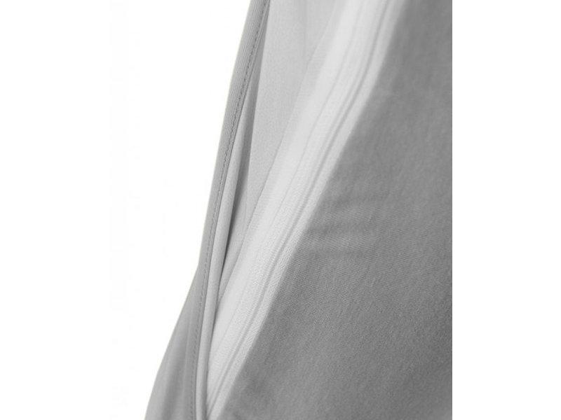 B-Sensible B-Sensible 2 in 1 waterdicht & ademend kussensloop + kussenbeschermer (Antraciet) - 60x70