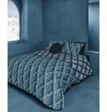 Beddinghouse Beddinghouse Flanel dekbedovertrek Ivar (Blue)