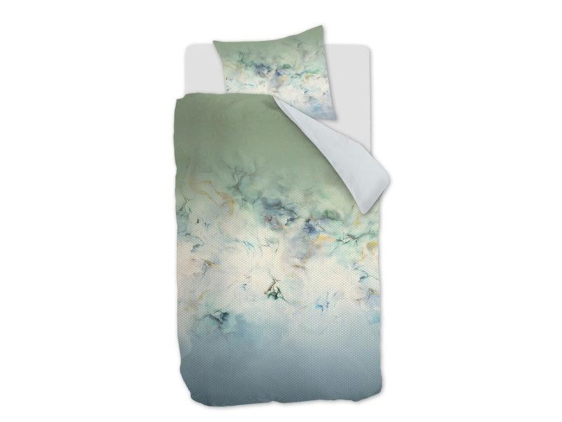 Kardol Kardol dekbedovertrek Alternation (Blue Green)