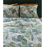At Home At Home by Beddinghouse dekbedovertrek Jungle Dream (Green)