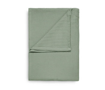 Heckett & Lane Wafel Plaid (Granite Green)