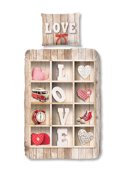 Good Morning Flanel Love (Multi)