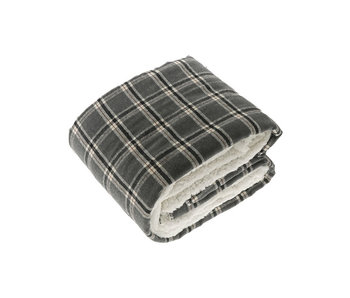 Unique Living Plaid Bingley Dessin 2 (Dark Grey)