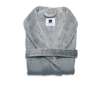 Zo! Home Badjas Cara (Seal Grey)