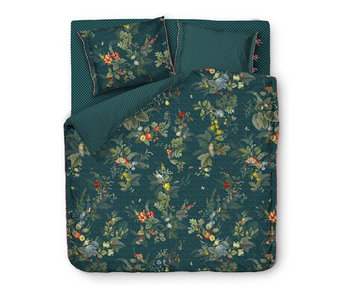 PiP Studio Fall in Leaf (Dark Blue)