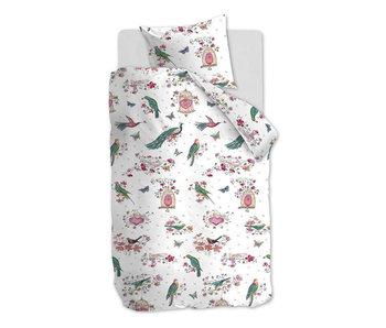 Beddinghouse Sweet Birds (Pink)