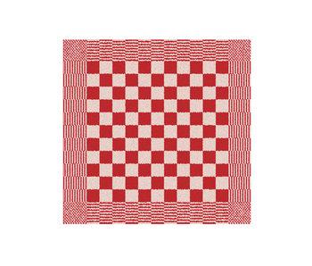 DDDDD Keukendoek Barbeque (Red)