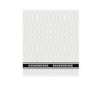 DDDDD Keukendoek Pelle (White)