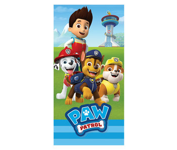 PAW Patrol Ryder, Chase, Rubble en Marshall (Blue/Multi)