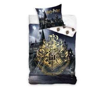 Harry Potter Hogwarts (Gold/Grey)