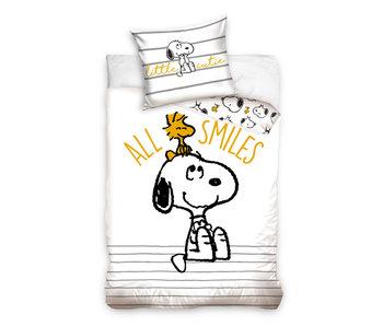 Snoopy All Smiles (White)