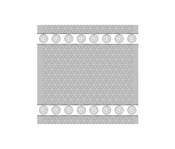 DDDDD Theedoek Lace (Grey)