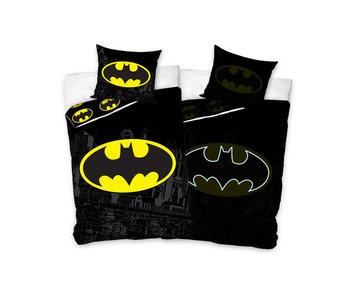 Batman Glow in the Dark Logo (Zwart)