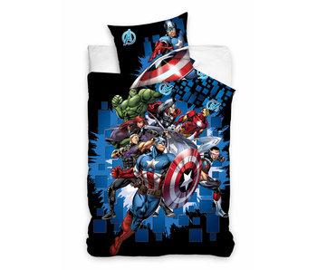 Avengers dekbedovertrek Together (Multi)