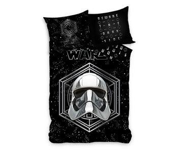 Star Wars dekbedovertrek Stormtrooper (Black)