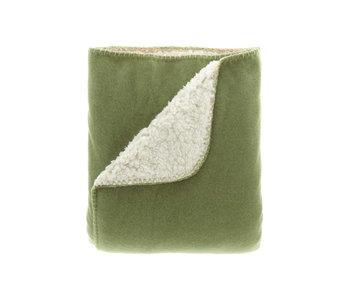 Unique Living Plaid Bjorn (Oil Green)
