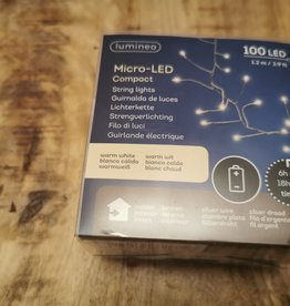 Micro LED Lichterstring 100 LED's  indoor